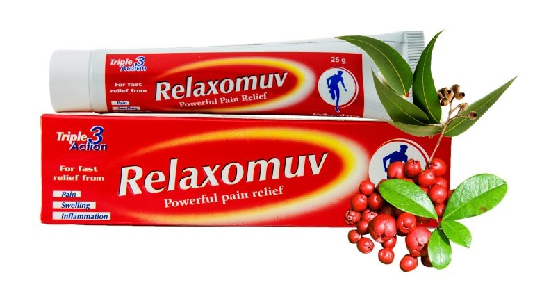 relaxomuv gel