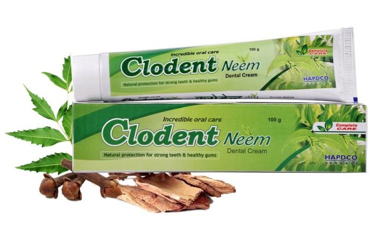 Clodent Neem Dental Paste